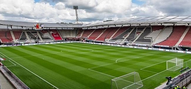 Foto: AZ pikt bij Ajax weggestuurd talent op: 'Weten niet alle details'