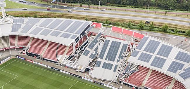Foto: 'AZ keert tegen Ajax weer terug in AFAS Stadion'