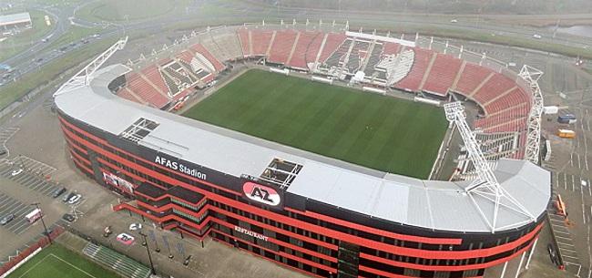 Foto: 'AZ neemt duidelijk standpunt in over topper tegen Ajax'