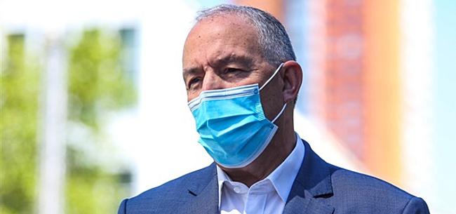 Foto: 'Feyenoord moet burgemeester Aboutaleb vrezen'