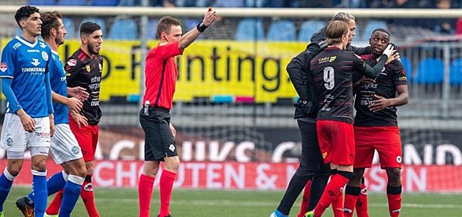 Foto: FC Den Bosch worstelt met aanpakken van racisten