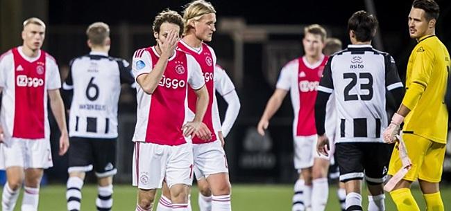 Foto: Stevig advies voor Ajax: