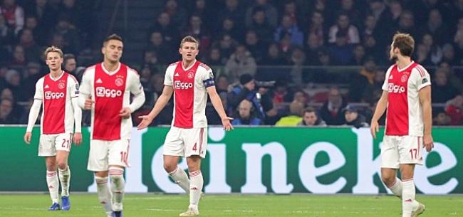 Foto: De 11 namen bij Roda JC en Ajax: Amsterdammers met heel veel wijzigingen