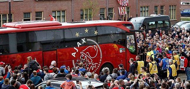 Foto: Fans zijn het eens: 'Ajax moet hem kopen!'
