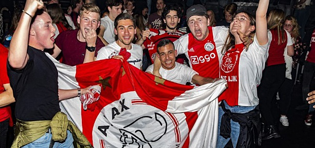 Foto: Supportersvereniging Ajax woest: