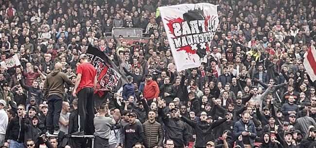 Foto: 'Vijf Ajax-fans aangehouden tijdens trip naar Turijn'