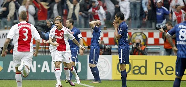 Foto: 'KNVB hielp Ajax met complot aan landstitel 2011'