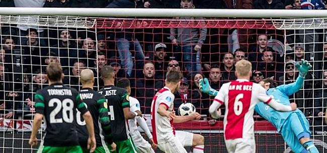 Foto: Ajax kampioen kijkcijfers: PSV volgt op grote afstand