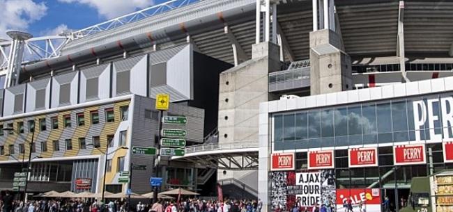 Foto: UEFA laat tweeluik Ajax - Juventus binnen zeven dagen afwerken