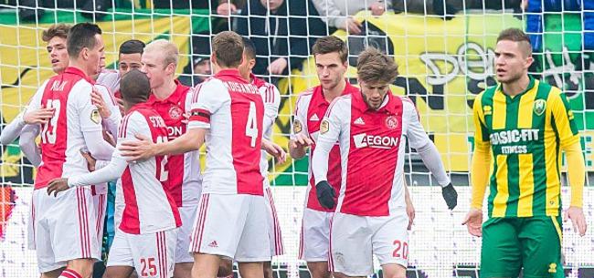 Foto: Terugblik op periode bij Ajax: