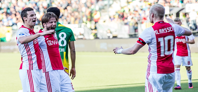 Foto: Sollicitatie bij Ajax: