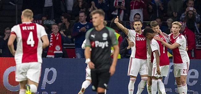 Foto: Ajax ziet routinier alweer terugkeren na akkoord