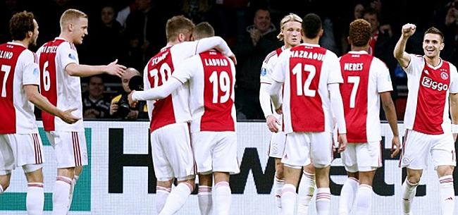 Foto: Ajax-sterren zéér gewild: deze clubs zijn geinteresseerd