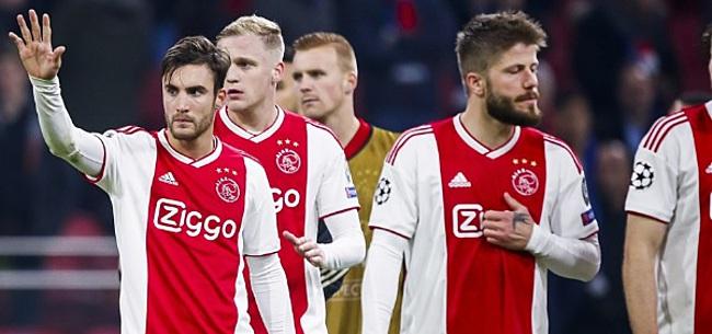 Foto: Uitblinker van Ajax noemt wisselvalligheid een 'mentale kwestie'