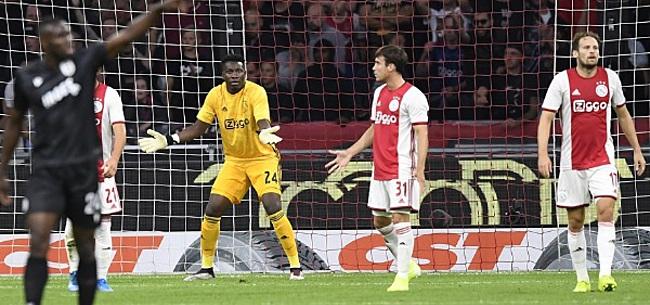 Foto: Woedende Ajax-fans wijzen massaal eigen speler aan als schuldige: 'Drama!'