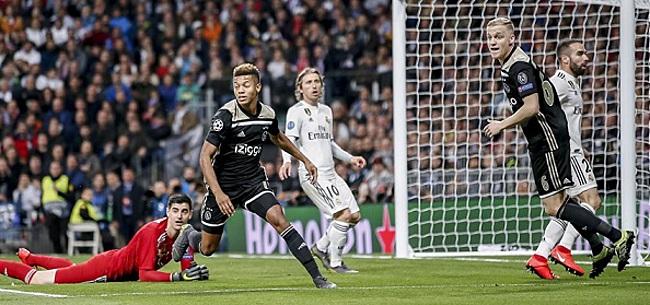 Foto: Discussie over Ajax in VI: 'Je móét kampioen worden'
