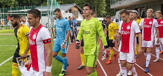 Foto: Verbreken belofte lijkt aanleiding Ajax-vertrek