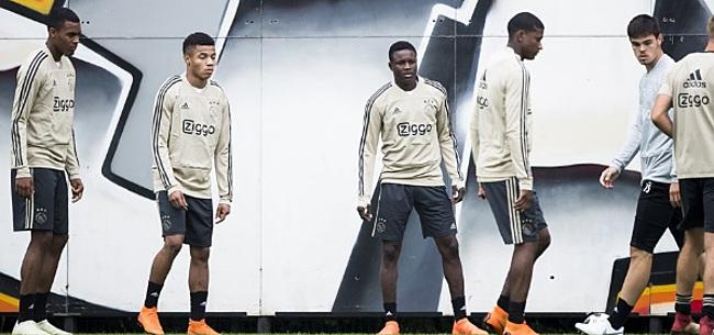 Foto: 'Ajacieden eerder failliet dan spelers uit de Keuken Kampioen Divisie'