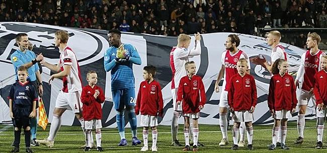 Foto: 'Ajax-debacle heeft mogelijk grote gevolgen voor één man'