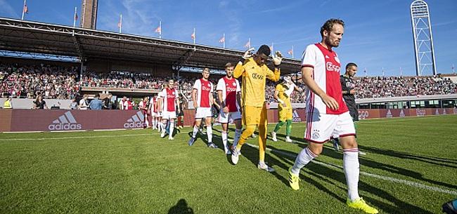 Foto: 'Ajax-nieuwkomer heeft beste papieren in concurrentiestrijd'