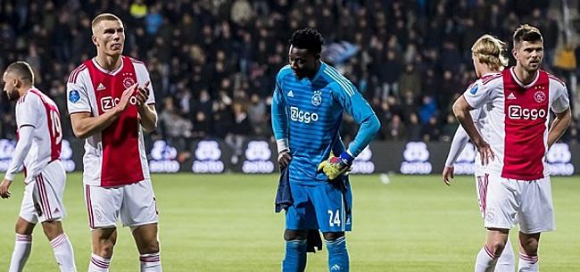 Foto: 'Ten Hag moet Ajax-basisspeler slachtofferen tegen Real'
