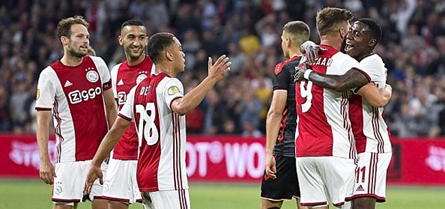 Foto: 'Ajax-spelers stellen voorwaarde aan langer verblijf'
