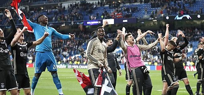 Foto: Nieuwe Ajax-stunt verwacht: 'Daar ben ik zeker van overtuigd'