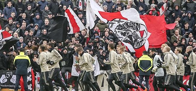 Foto: 'Enorme tegenvaller bij Ajax dreigt vlak voor Real'