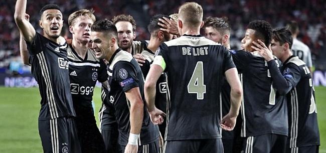 Foto: Ajax-spelers op rapport: drie spelers onder de maat, twee uitblinkers