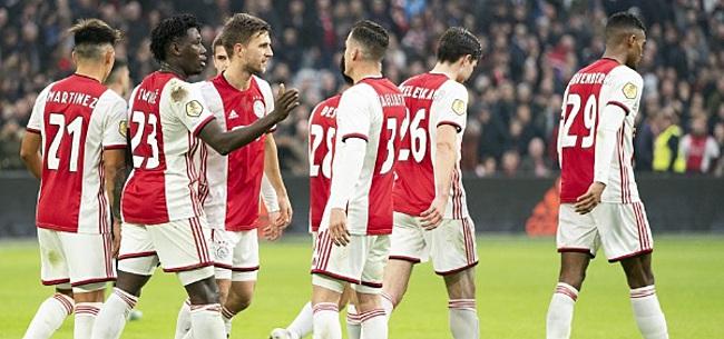 Foto: 'Bundesliga-clubs willen Ajax aftroeven voor aankoop'