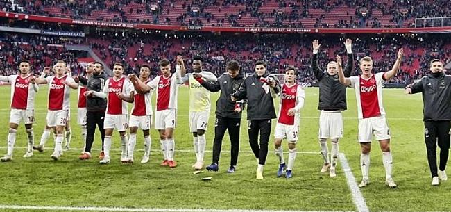 Foto: 'Ajax-aanwinst moet al vrezen voor toekomst in Amsterdam'