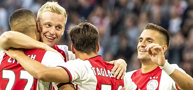 Foto: 'Ajax-leiding maakt zich op voor volgende investering'