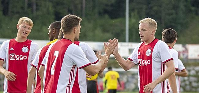 Foto: 'Ajax gaat deze zomer nog zeker drie spelers uitzwaaien'