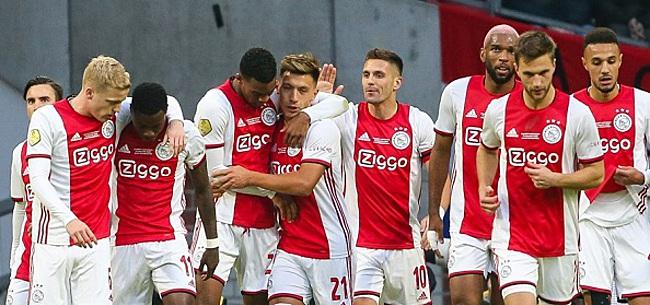 Foto: 'Ajax-duo heeft groot probleem na treffen met Sparta'