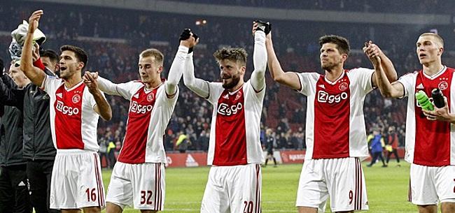 Foto: Ajax-fans keihard tegen transfer:
