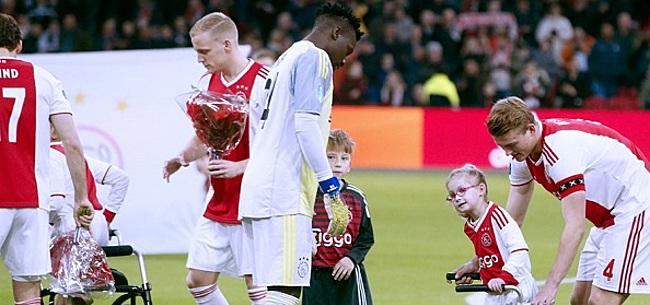 Foto: 'Ajax kan nieuwe medewerking KNVB welhaast vergeten'