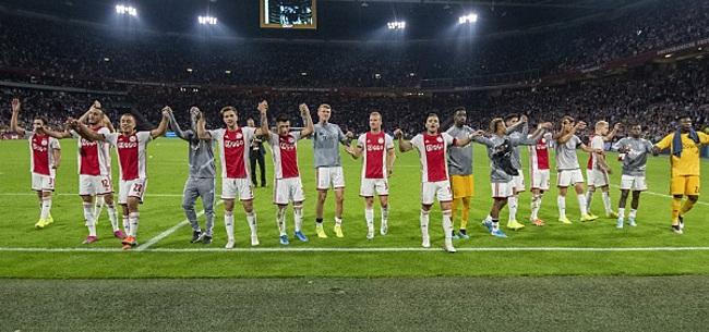 Foto: Fans trekken allemaal dezelfde conclusie over CL-loting Ajax