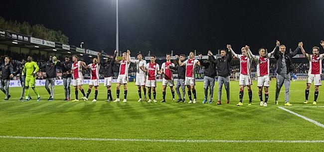 Foto: Ajax-fans zijn het écht zat: