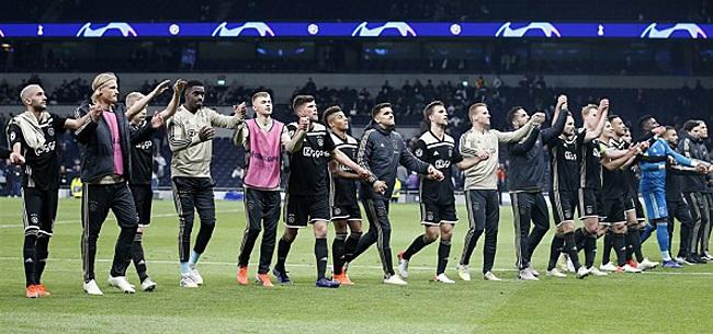 Foto: 'Ajax gaat grens van 150 miljoen euro ongetwijfeld halen'