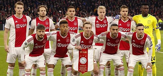 Foto: Buitenland in rep en roer: 'Dan is Ajax kansloos tegen Juventus'