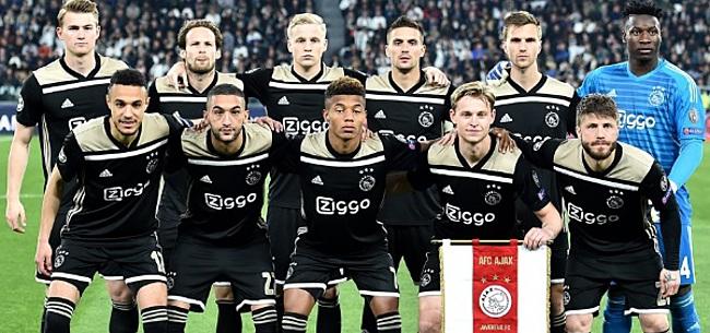 Foto: Heel Europa fileert UEFA na 'negeren' van Ajax: