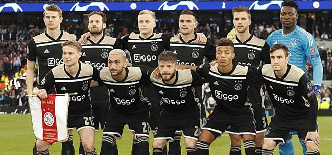 Foto: UEFA nomineert 2 Ajacieden voor Speler van de Week-nominatie