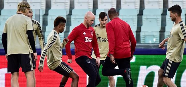 Foto: Buitenlandse kranten schrijven massaal over Ajax