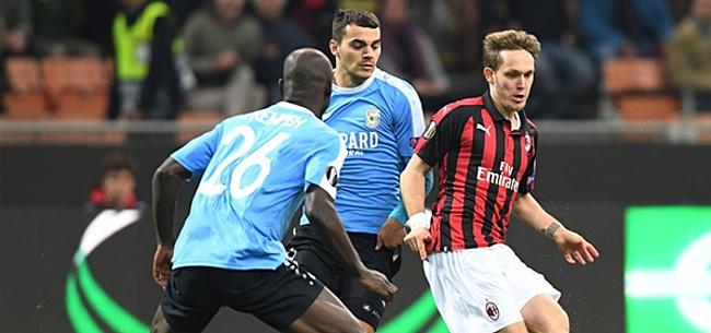 Foto: 'Heerenveen wacht op akkoord tussen Milan en Standard'