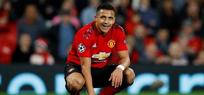 Foto: 'Man Utd biedt Alexis Sánchez aan als ruilmiddel voor absolute wereldspits'