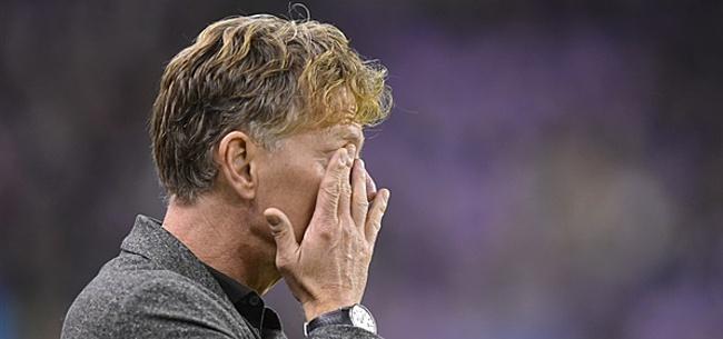 Foto: Feyenoord loopt blauwtje bij Groenendijk: 'Hele goede gesprekken gehad'