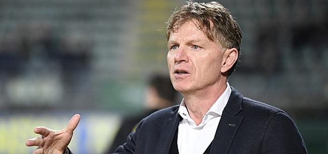 Foto: Groenendijk prijst collega-coach: