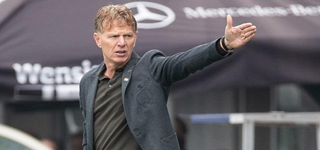 Foto: ADO-directeur spreekt zich duidelijk uit over mogelijk ontslag Groenendijk