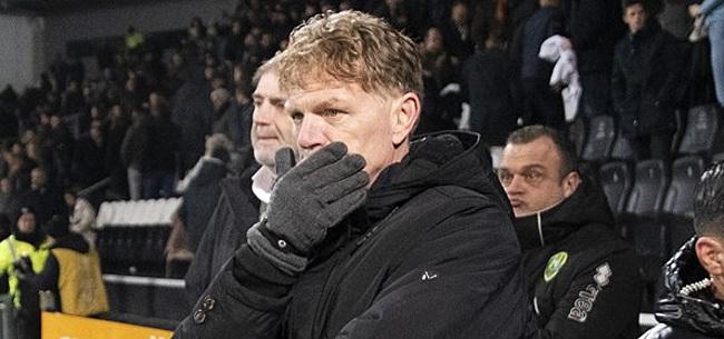 Foto: BREAKING: Groenendijk stapt per direct op bij dolend ADO Den Haag