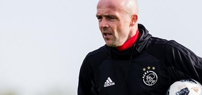 Foto: Schreuder legt uit waarom Ajax volgend seizoen wél kampioen gaat worden